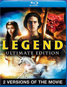Legend (Blu-ray Disc, 2011, Rated/Unrate...