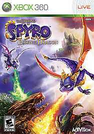 Legend of Spyro: Dawn of the Dragon  (Xb...