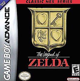 Legend of Zelda Classic NES Series (Nint...