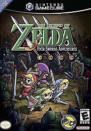 Legend of Zelda: Four Swords Adventures ...