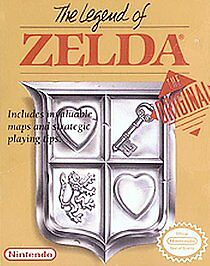 Legend of Zelda  (NES, 1987)