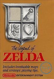 Legend of Zelda  (Nintendo NES, 1987)