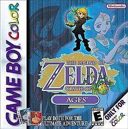 Legend of Zelda: Oracle of Ages (Nintend...