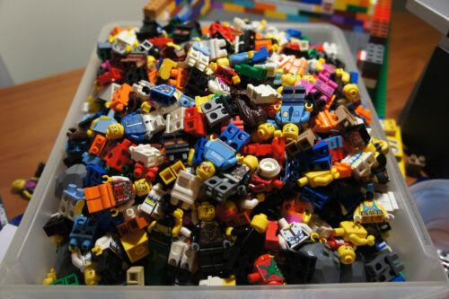 Lego 6 MINIFIGURES Bulk Lot - Buy 5 Sets Get 1 Free Buy 10 Sets Get 3 Free Deal in Toys & Hobbies, Building Toys, LEGO | eBay