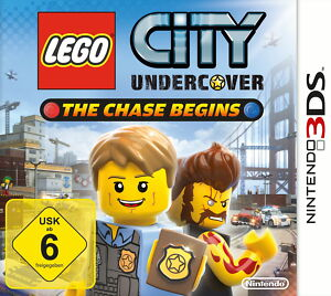 Lego City Undercover: The Chase Begins (...