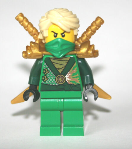 Green ninja of creation  son of evil Lord Garmadon  whom other ninjas    Ninjago Rebooted Lloyd