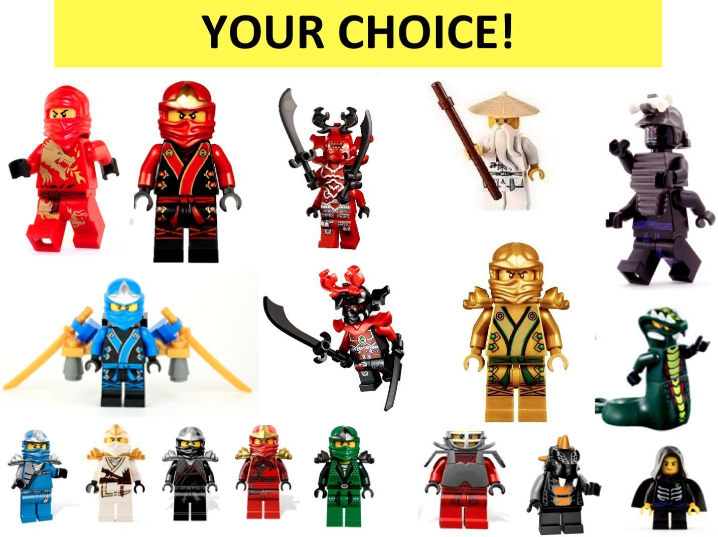 Top Ninjago Lego Kai Tattoo Tattoos In Lists For Pinterest