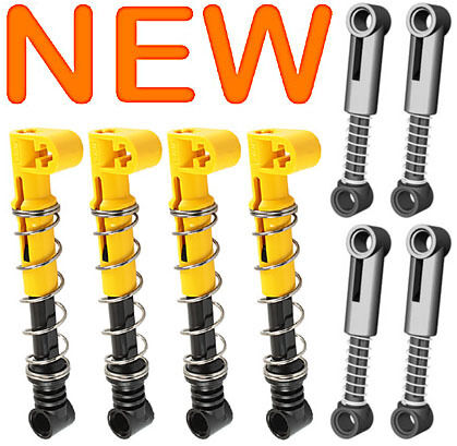 Lego Shock Absorbers KIT   (Technic,Car,Truck,Unimog,Crawler,Spring,Suspention)