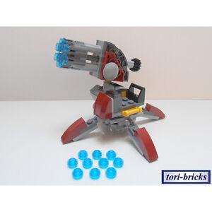 lego star wars gesch tz kanone mit bauanleitung neu aus 75088 ebay. Black Bedroom Furniture Sets. Home Design Ideas