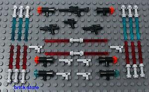 Lego-Star-Wars-Grosses-Waffen-Blaster-und-Laserschwerter-Set-Top-30
