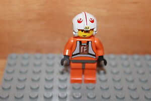 Lego-Star-Wars-Luke-Skywalker-als-X-Wing-Pilot-mit-Helm-aus-Set-7142