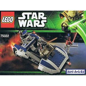 lego star wars mandalorian speeder mit bauanleitung ohne figuren aus 75022 ebay. Black Bedroom Furniture Sets. Home Design Ideas