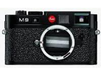 Leica M 9 18,0 MP Digitalkamera - Schwar...