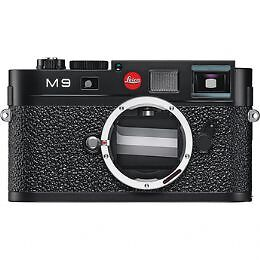 Leica M9-P 18,0 MP Digitalkamera - Schwa...