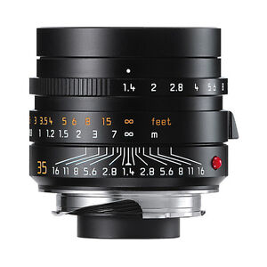 Leica Summilux-M 35 mm F/1.4 Aspherical ...