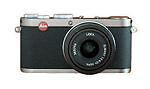 Leica X1 12.2 MP Digital Camera - Black