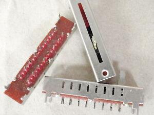Leistungsstarke-SCHIEBESCHALTER-8-Stufen-max-125V-AC-2A-5-Stueck-1313A