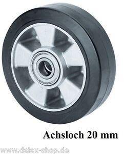 Lenkrollen-fuer-Gabelhubwagen-Schwerlast-Raeder-160mm-NEU