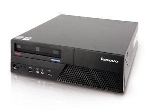 Lenovo-ThinkCentre-M58p-Intel-Core2Duo-2x3-0-GHz-3GB-500GB-HDD-Win-XP-Pro