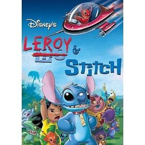 Leroy & Stitch (DVD, 2006)