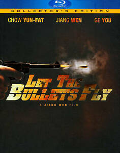 Let the Bullets Fly (Blu-ray Disc, 2012,...
