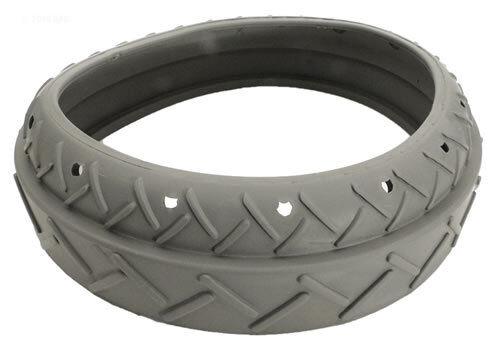 Letro Legend Platinum 4 Wheel Cleaner Tire Grey Pool
