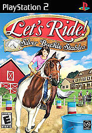 Let's Ride! Silver Buckle Stables  (Sony...