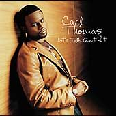 Let's Talk About It by Carl Thomas (CD, ...