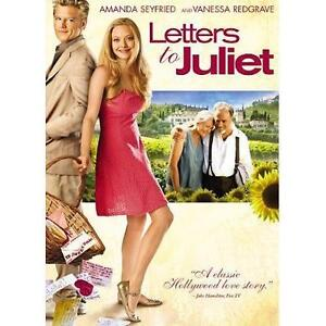 Letters to Juliet (DVD, 2010)