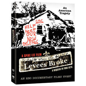 When the Levees Broke (DVD, 2006, 3-Disc...