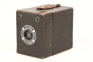 Levex-No-2-6x9cm-Boxkamera-fuer-Rollfilm-Made-in-England