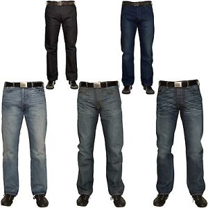Levi-s-501-Jeans-SONDERANGEBOT-Herren-Denim-Hose