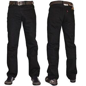 Levi-s-751-Jeans-BLACK-007510226-schwarz-Denim-Herren-Hose