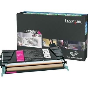 Lexmark (C5220MS) Toner Cartridge