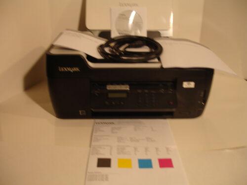 lexmark interpret s405 wireless inkjet printer fax scan copy media slots in computers. Black Bedroom Furniture Sets. Home Design Ideas