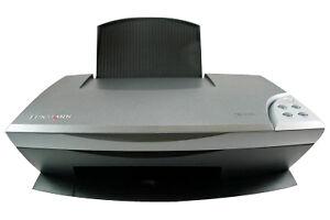 lexmark x1150 software