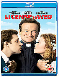 License To Wed (Blu-ray, 2008)
