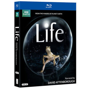 Life (Narrated By David Attenborough) (B...