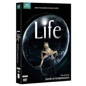 Life (Narrated By David Attenborough) (D...