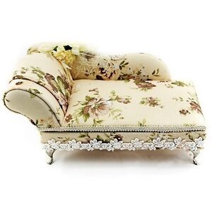 Light Yellow Print Furniture Sofa Blyhte Momoko 1 6 BJD ...