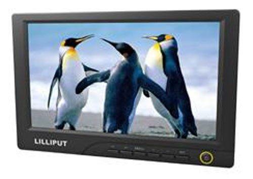 """Lilliput 8"""" HDMI TFT LCD Car Monitor 869GL 80NP C New"""