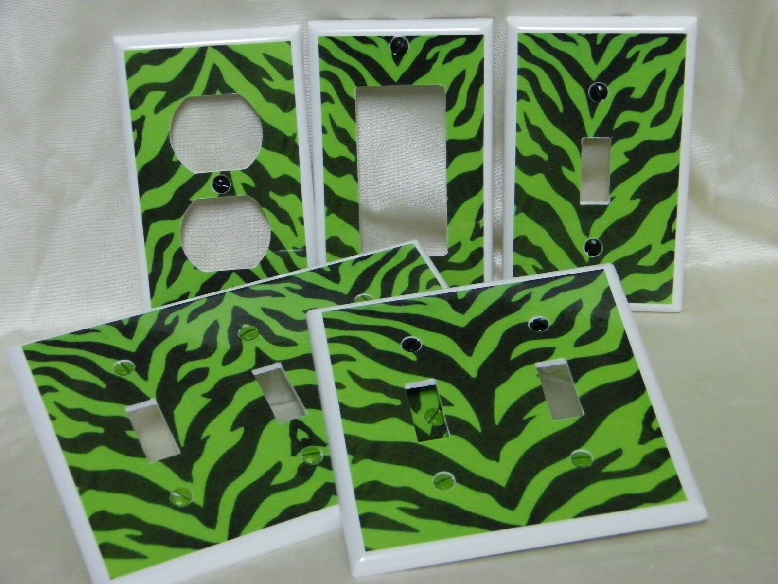 lime green zebra wallpaper - photo #25