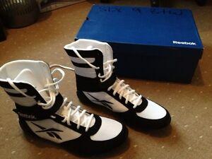 Reebok boxing shoes mayweather
