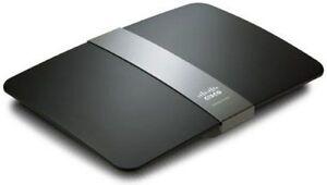 Linksys E4200 750 Mbps 4-Port Gigabit Wi...