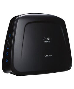 Linksys WAP610N 10/100 Wireless N Router