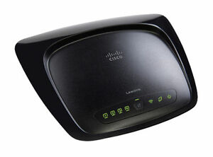Linksys WRT54G 54 Mbps 4-Port 10/100 Wir...