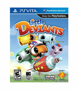 Little Deviants  (PlayStation Vita, 2012...