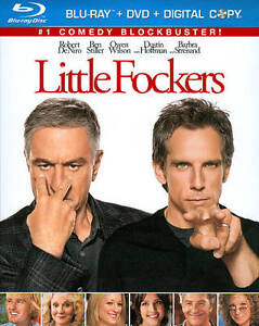 Little Fockers (Blu-ray/DVD, 2011, 2-Dis...