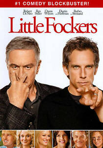 Little Fockers (DVD, 2011)
