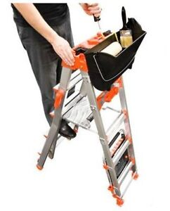 Little giant fuel tank ladder paint tray new item ebay